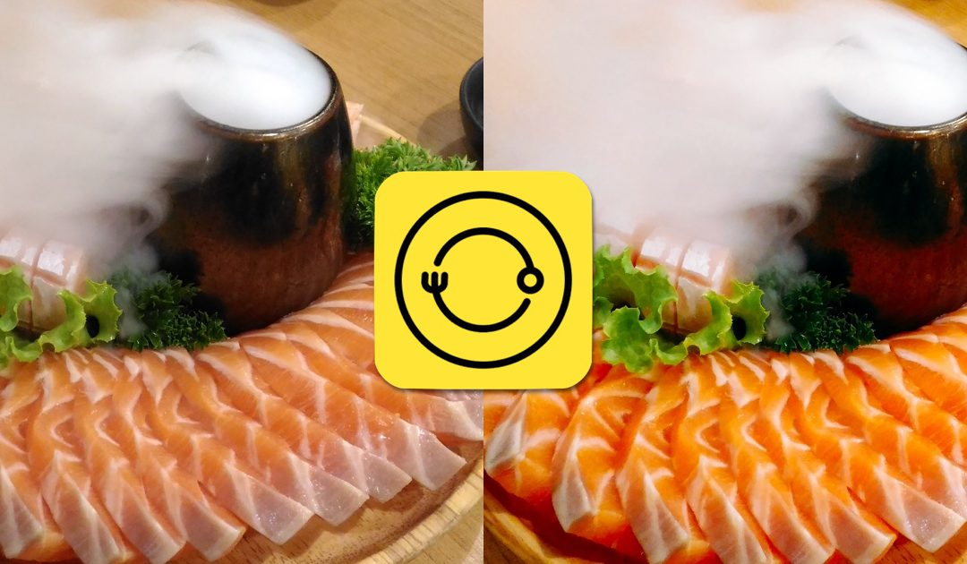Foodie แอพถ่ายรูปอาหารจาก LINE สายถ่ายก่อนกินห้ามพลาด