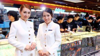 แอบส่องพริตตี้งาน Commart Thailand 2016 บอกเลยว่าครั้งนี้อย่างน่ารัก