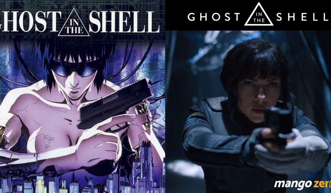 Ghost in the shell ฉบับภาพยนตร์มาแล้ว แสดงนำโดย Scarlett Johansson