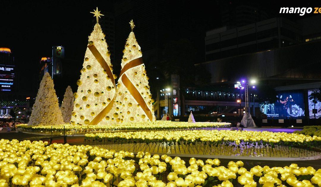 เปิดให้เข้าชมแล้ว ไฟคริสต์มาส Central World ปีนี้ สวยงามยิ่งกว่าครั้งไหน
