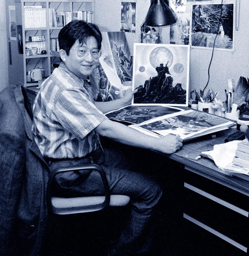 mangaka-desk-go-nagai