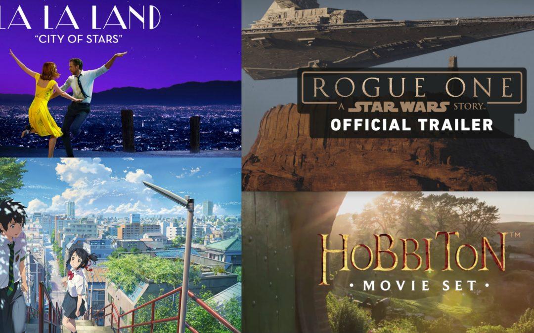 รวม 10 สถานที่เที่ยวตามรอยหนังดัง La La Land, Star Wars, Harry Potter, Your Name