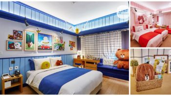 เปิดตัวห้องพัก LINE Friends ในโรงแรมใจกลางกรุงโซล น่ารักมุ้งมิ้ง ราคาคืนละ ~10,000 บาท