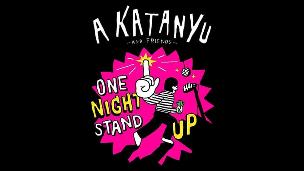 'กตัญญู' และผองเพื่อนเตรียมโชว์ฮาครั้งใหม่ใน 'One Night Stand (Up)' งานฮาแบบมาเป็นหมู่