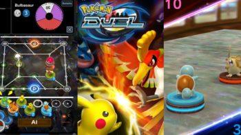 Pokemon Duel เกมกระดานวางแผน Turn-Based บน iOS และ Android