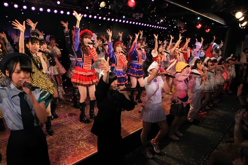 akb48 theatre show