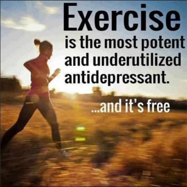 exercise-depression