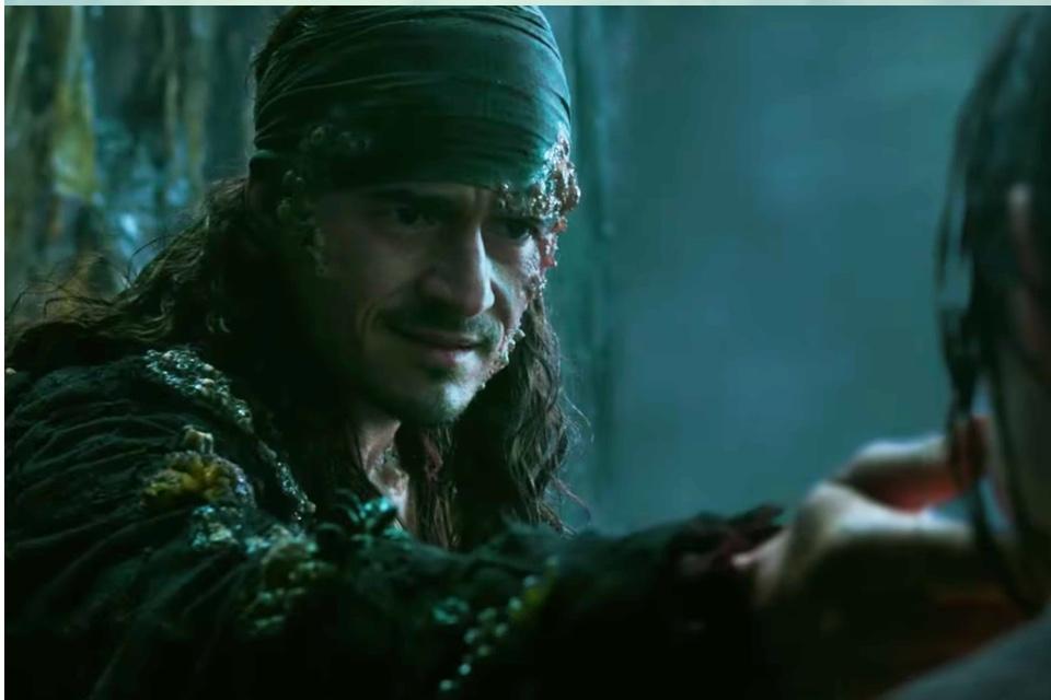 รีวิว Pirates of the Caribbean Salazar's Revenge กัปตันแจ็ค สแปร์โรว์