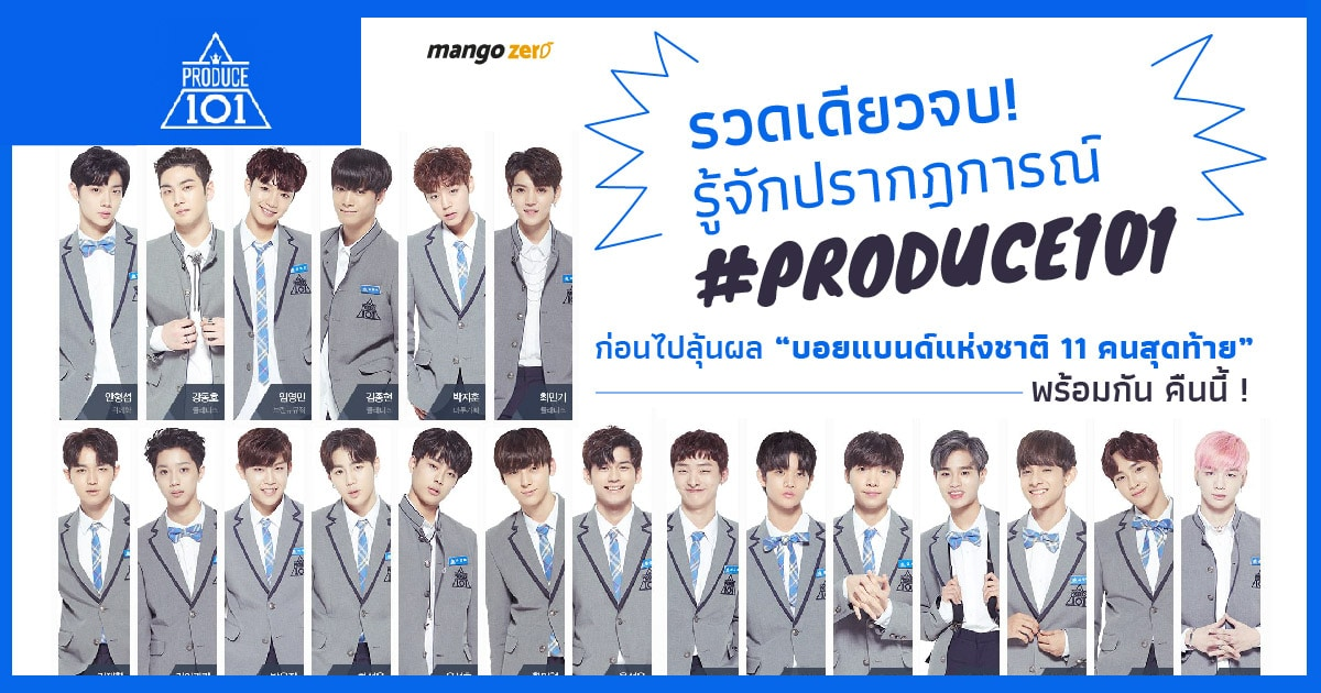 intro-to-produce101