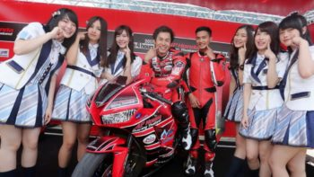 ครั้งแรกของโลก!! A.P. Honda Racing Thailand ส่งคนไทยทั้งทีมลุยแข่งSuzuka 4 Hours