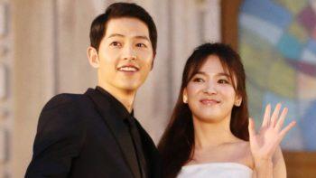 """เซอร์ไพรส์ !! """"ซงจุงกิ –  ซองเฮเคียว"""" ประกาศแต่งงาน 31 ต.ค.นี้ ต้นสังกัดปฏิเสธข่าวตั้งครรภ์"""