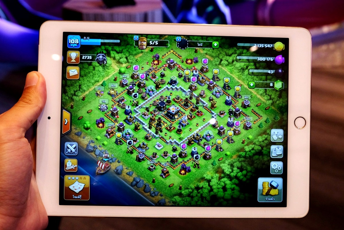 5th-year-clash-of-clans-and-thai-version-by-supercell-and-tencent-13