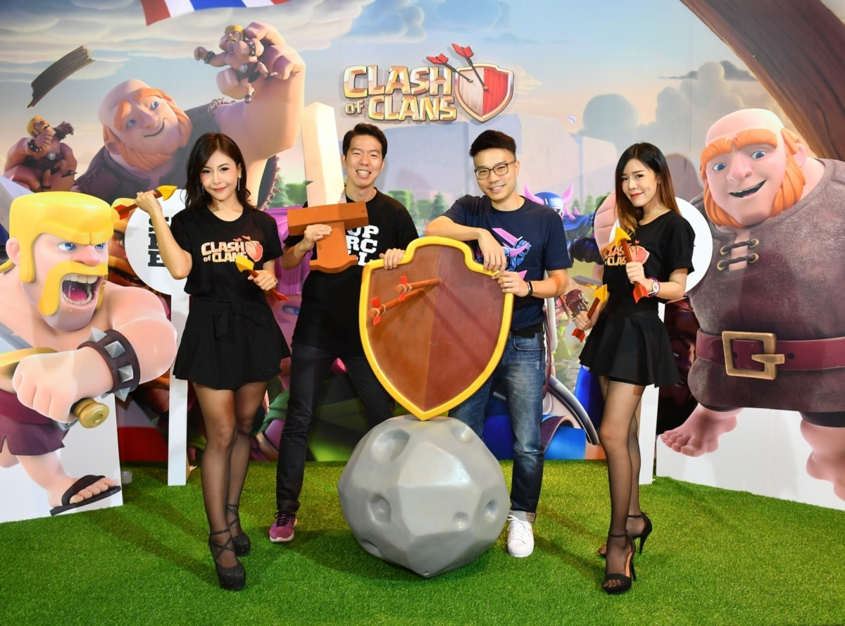 5th-year-clash-of-clans-and-thai-version-by-supercell-and-tencent-45