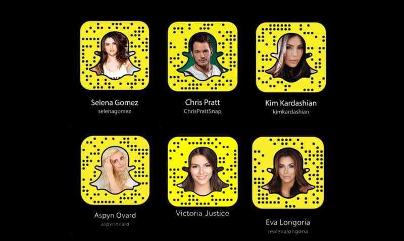 snapchat-all-celeb