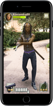 the-walking-dead-ar-game-on-mobile-4