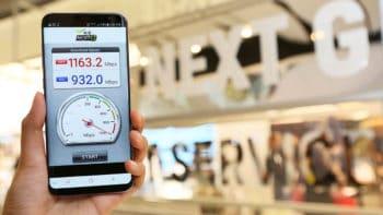AIS NEXT G ผุดเครือข่ายใหม่ ความเร็วแรงถึง 1 Gbps ครั้งแรกในเอเชียตะวันออกเฉียงใต้