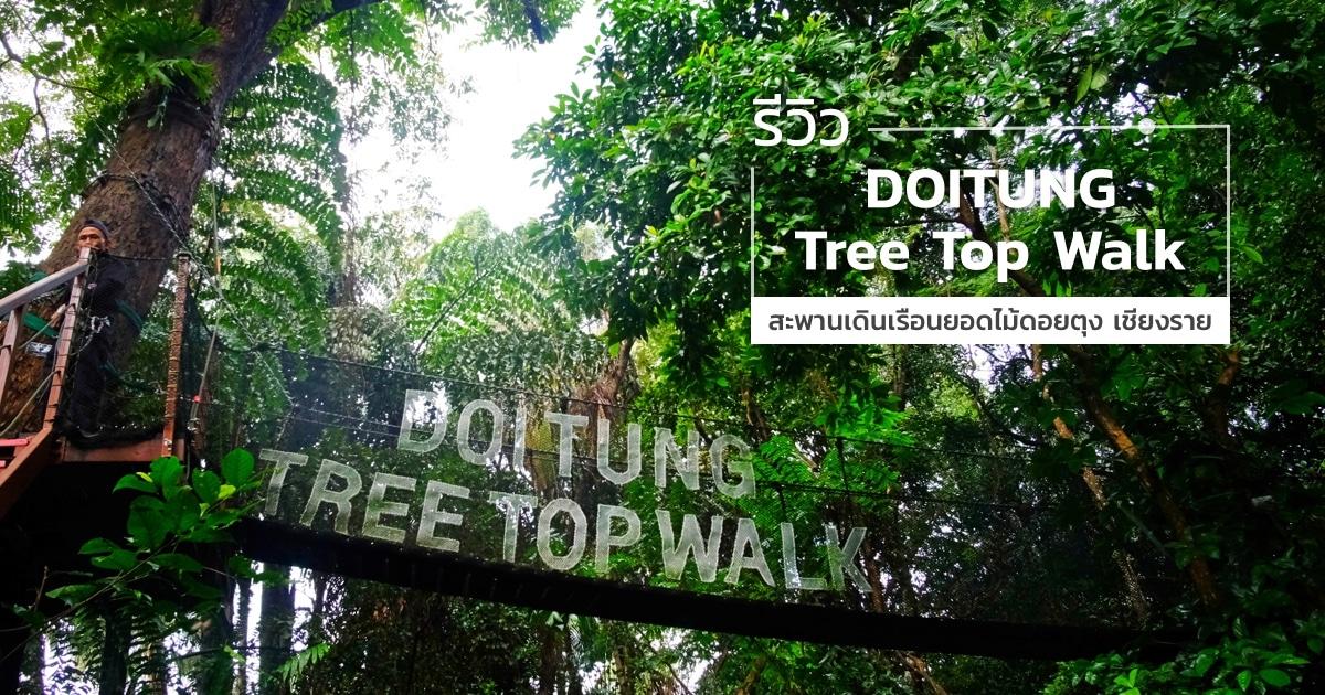 doitung-tree-top-walk-at-chiang-rai-featured