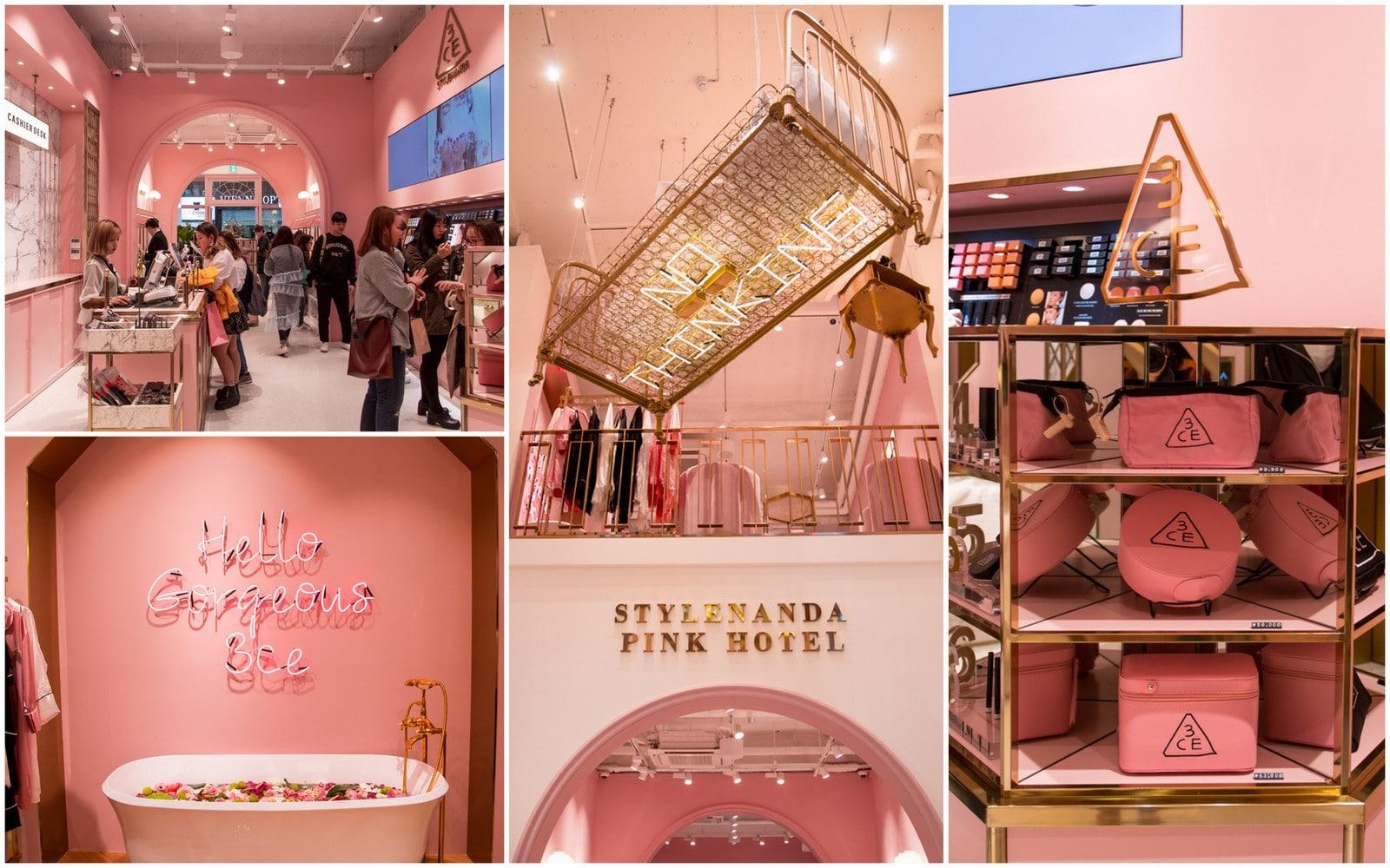style,nanda,pink,hotel,korea , Mango Zero