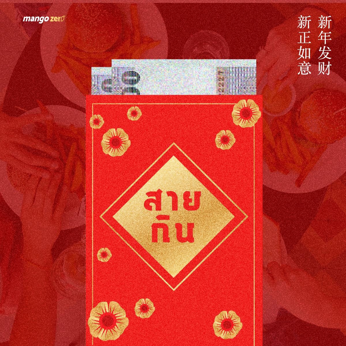 Chinese Calendar Year Zero : วิธีต่อยอดเงินที่ได้จากอั่งเปา ได้มาแล้วเอาไปทำไรดี