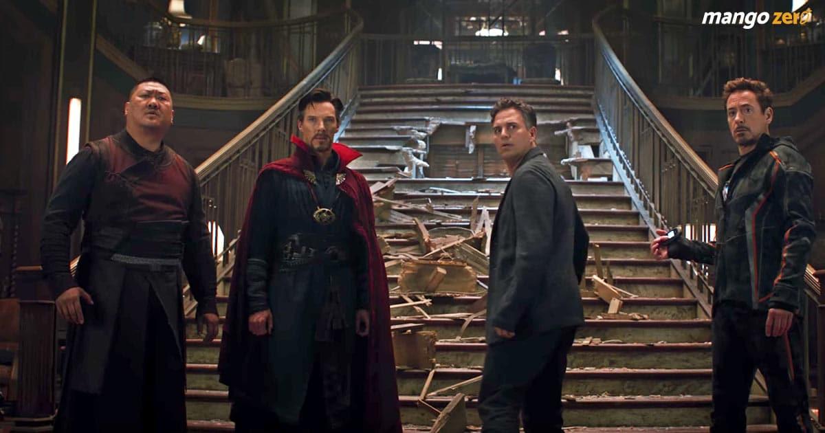 7/10] รีวิว 'Avengers : Infinity War' สนุก แต่อาจไม่ประทับใจมากนัก ...