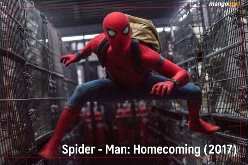 summary-MCU-spider-man