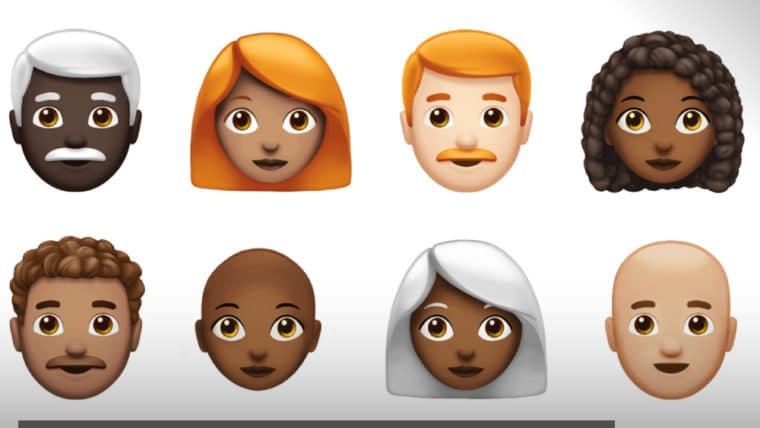 Apple ปล่อย Emoji 70 ตัว ใหม่ๆ เพียบ !!!