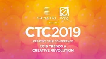 """สายครีเอทีฟอย่าพลาด! งาน """"Creative Talk Conference 2019"""" เปิดขายบัตร 29 พ.ย.นี้"""