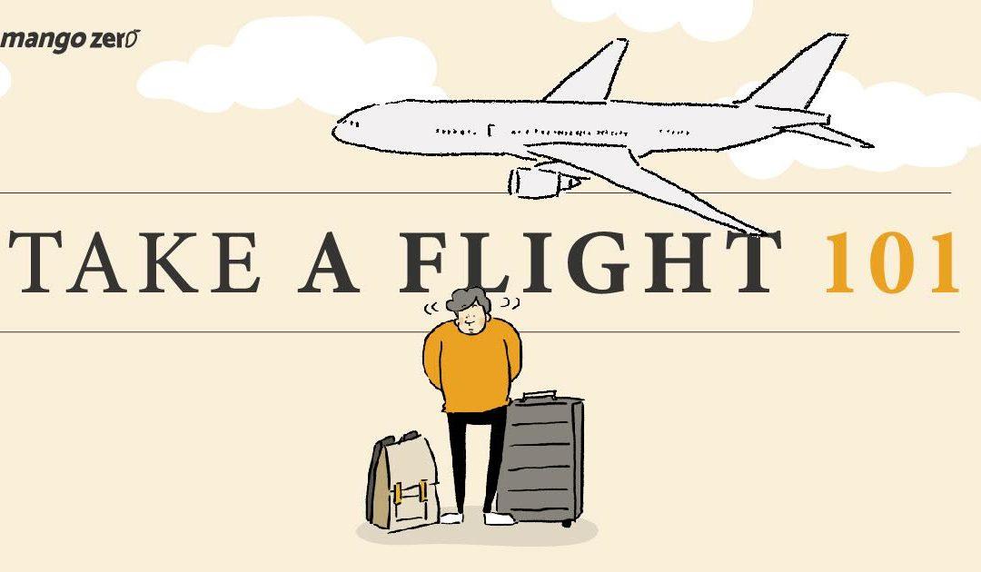 Take a flight 101 : เซฟไว้ได้ใช้แน่! คู่มือการขึ้นเครื่องบินครั้งแรกที่ต้องรู้