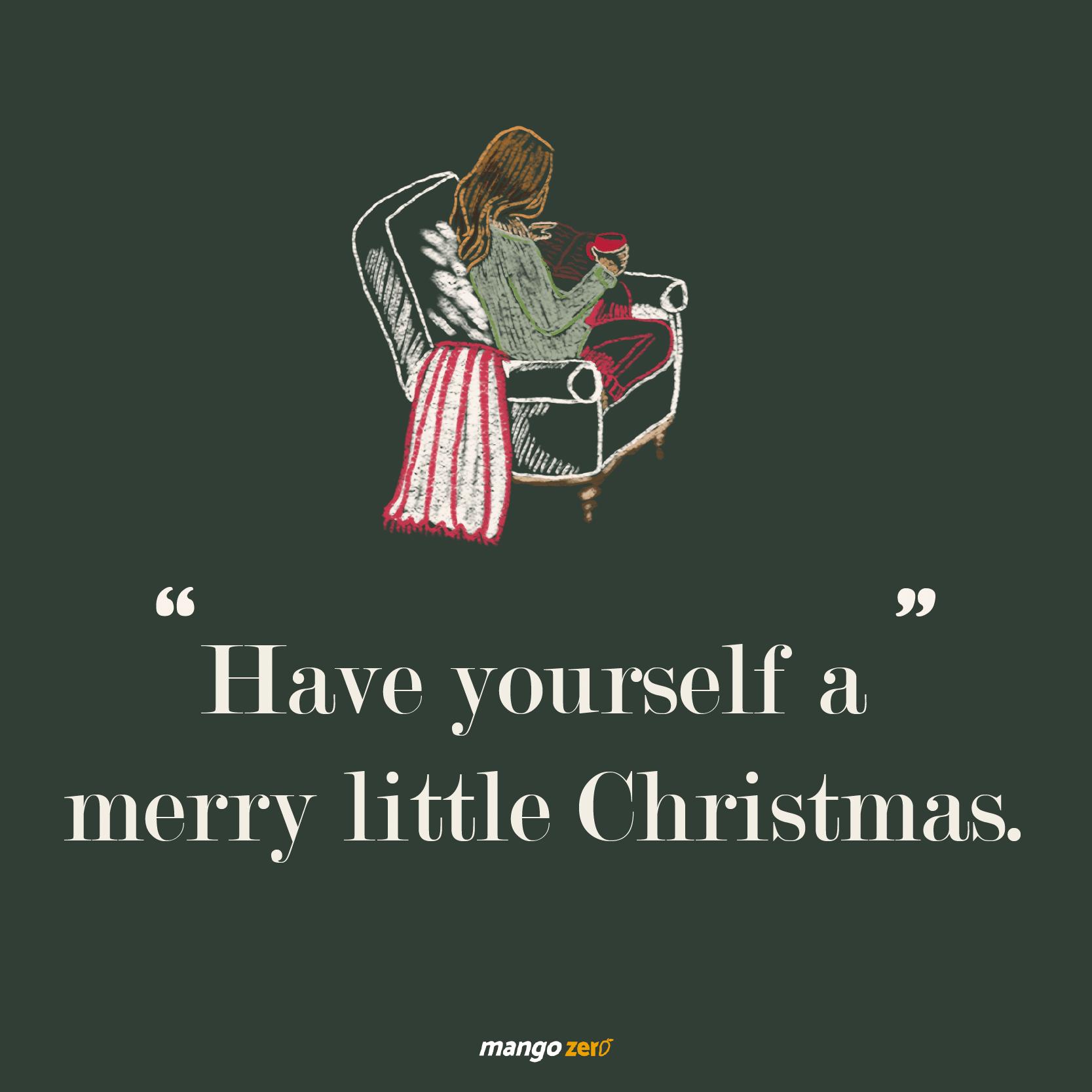 Santa is coming! 12 แคปชั่นภาษาอังกฤษวันคริสมาสต์
