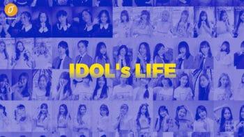 เตรียมพบกับซีรีย์คอนเทนต์ IDOL's LIFE กับเรื่องราวของไอดอลไทย 14 วง!