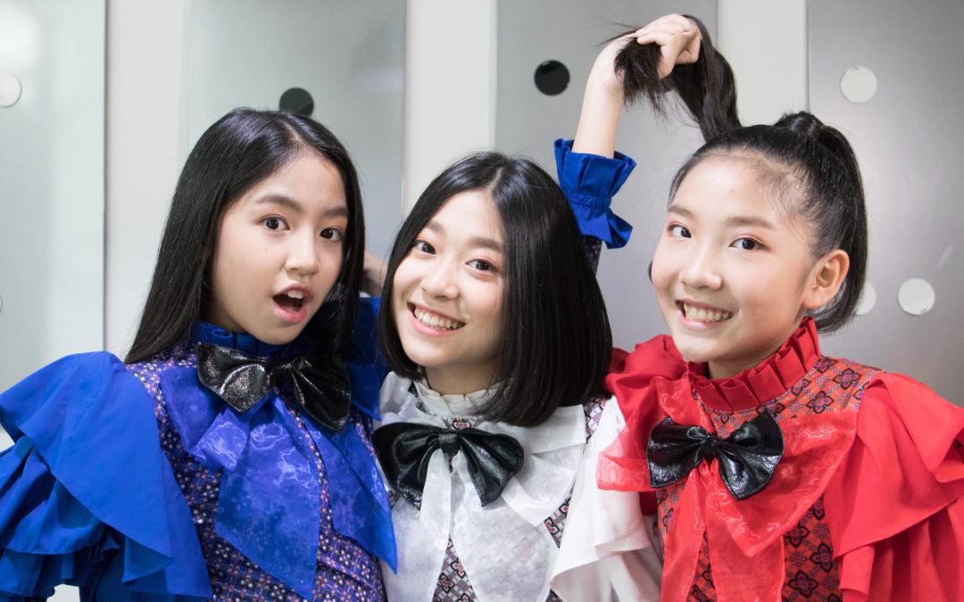 Idol's Life – Tossa Girls ลูกสาวทศกัณฑ์ที่อยากสืบสานของไทยๆ และบอกเราว่าไม่มีใครเด็กเกินจะเป็นไอดอล
