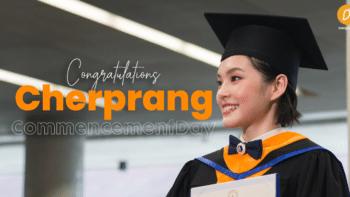 Congratulations ! CherprangCommencementDay รับชมภาพบรรยากาศงานพิธีพระราชทานปริญญาบัตรของเฌอปราง BNK48 ในวันนี้