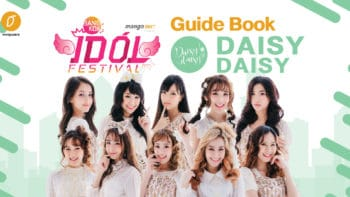 Bangkok Idol Festival: Guide Book [DAISY DAISY]