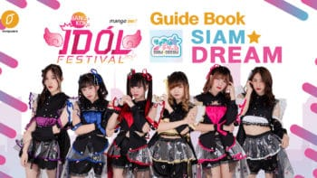Bangkok Idol Festival: Guide Book [Siam☆Dream]