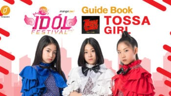 Bangkok Idol Festival: Guide Book [Tossa Girl]