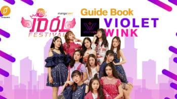 Bangkok Idol Festival: Guide Book [Violet Wink]